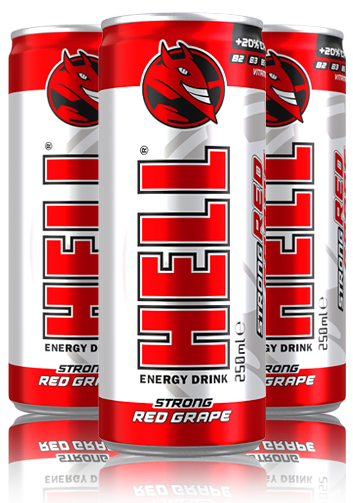 HELL STRONG RED GRAPE