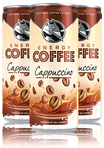 Energy Coffee Cappuccino