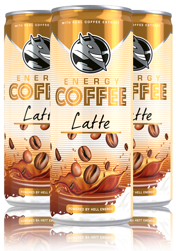 Energy Coffee Latte